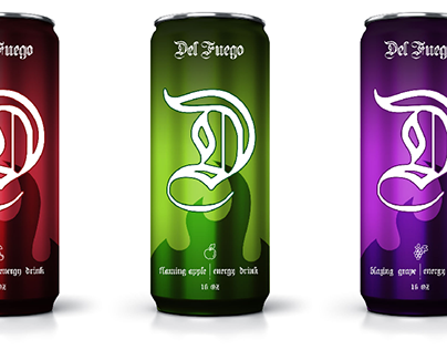 Energy Drink concepts