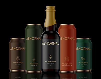 Abnormal — Brand Redesign