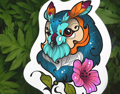 Tattoo Illustration 02