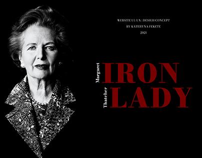 Iron Lady | Margaret Thatcher