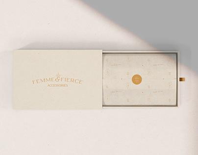 Femme & Fierce | Branding