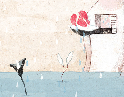 Ilustraciones para poemas ● Poetry Illustrations