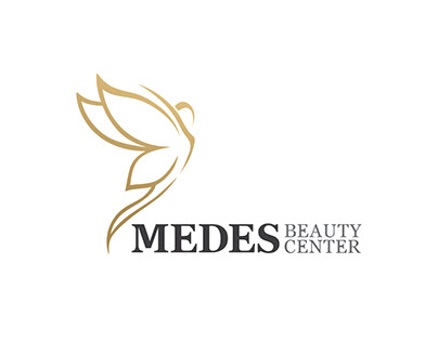 MEDES BEAUTY CENTER BRANDING