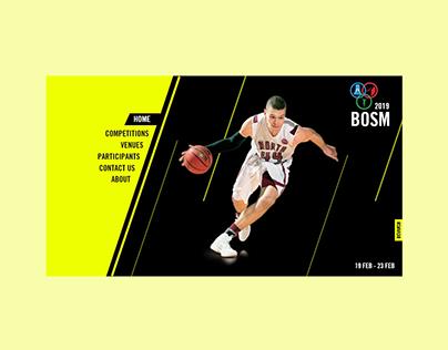 BOSM 2019 Intro Website