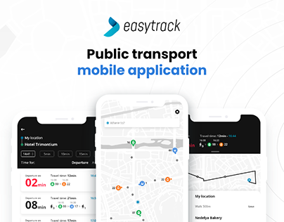 Easytrack - Public Transport app