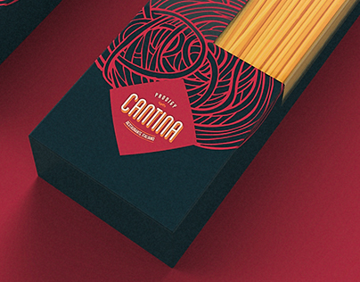 Prodigy Cantina Branding