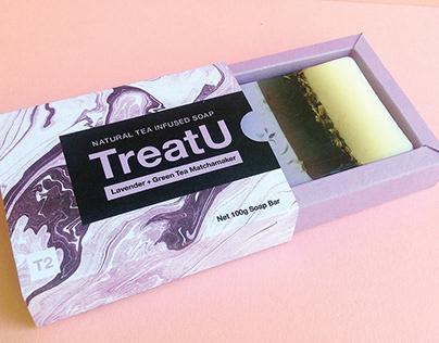 TreatU Packaging Design