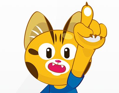 MARACA - Mascote