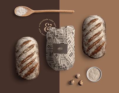 Pão & Opção | Branding & Visual Identity