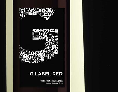 Hotel G Wine Label