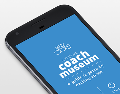 Guide & Game for Coach Museum 2012