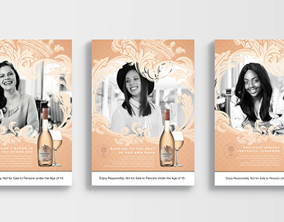 Boschendal Wines Print Ads