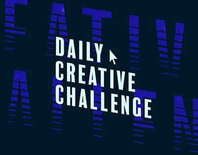 Daily Creative Challenge - June 8