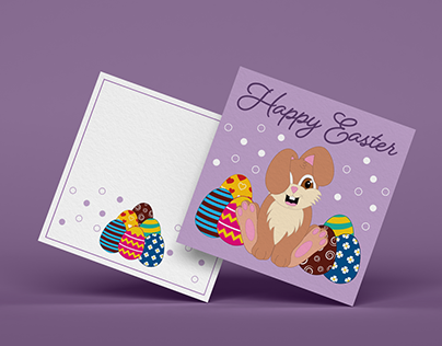 Easter Bunny and Easter Egg Designs