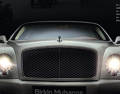 Bentley Birkin Mulsanne - The Flying Bentley Boys