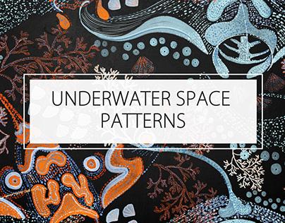 UNDERWATER SPACE PATTERNS