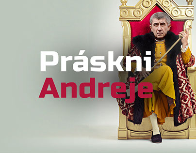 Práskni Andreje – for fun (czech only)