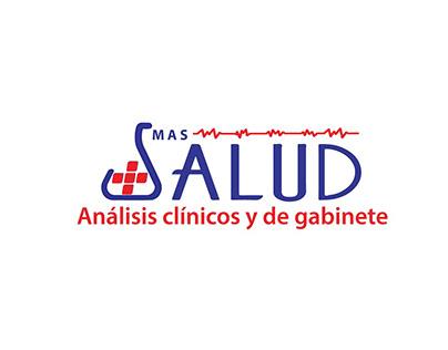 Diseño de logo, Mas Salud Lab