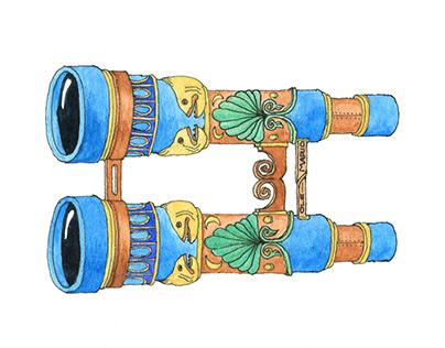 Sea binoculars (2017)