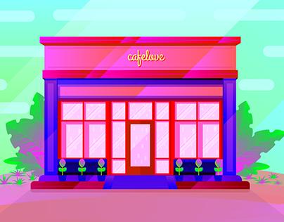 Storefront illustration 3