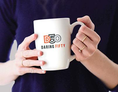 Branding | Daring 50