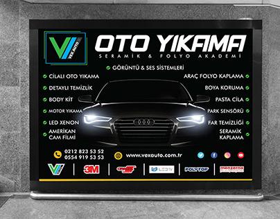 Banner Design - Vex Auto