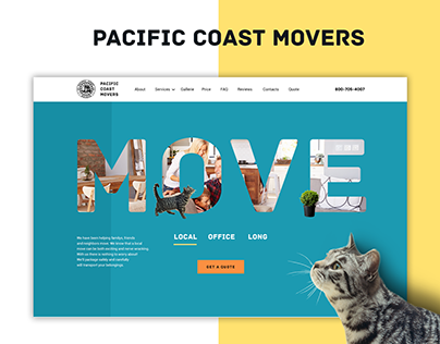 Pacific Coast Movers