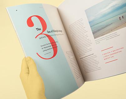 Carte Blanche – Magazine