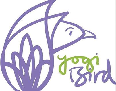 Logo design for Yogi Bird