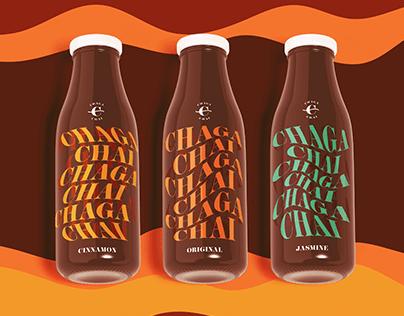 Chaga Chai Branding