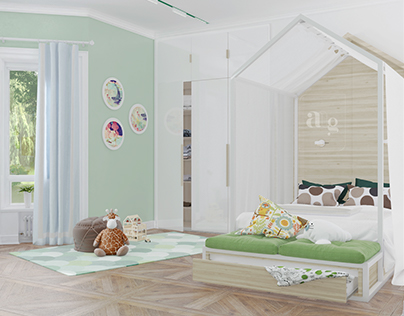 CHILDREN'S ROOM for Vika