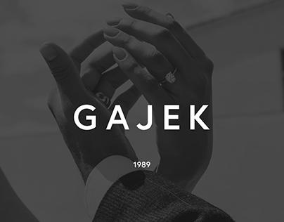 Gajek | wedding studio