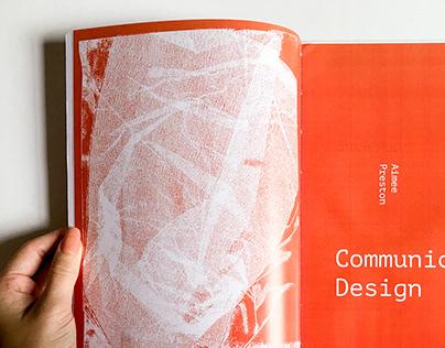 Communication Design Studio Publication