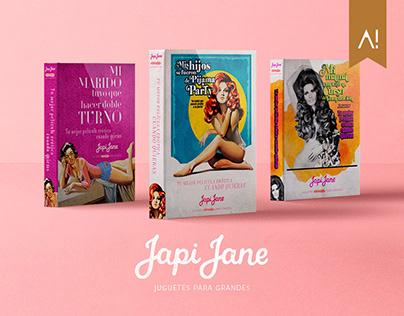 Japi Jane Vibradores / Películas Eróticas