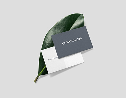 COWORK/528 - Branding