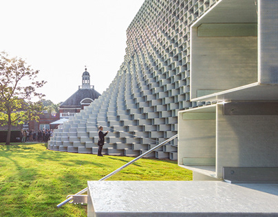 Serpentine pavilion - Bjarke Ingels Group (BIG)