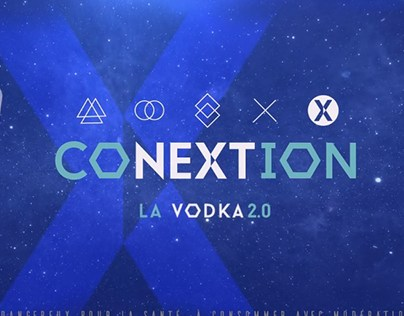 Next Vodka - Motion design 2016