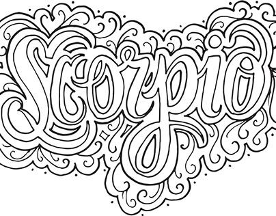 """""""Scorpio"""""""