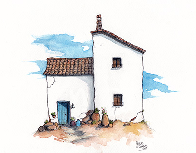 Andalucían Home.