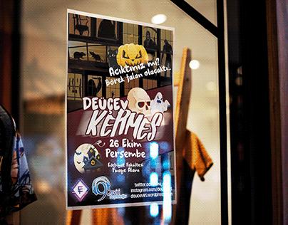Poster - Deüçev Kermes