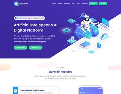 Nizzone - Data Science Website