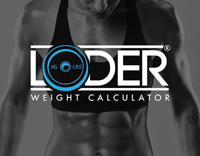Loder® Weight Calc. Mobile App