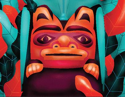 Ethnic Illustration Project