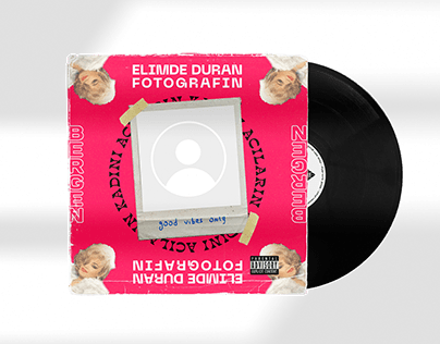 Bergen Vinyl Record Cover Redesign Vol.4