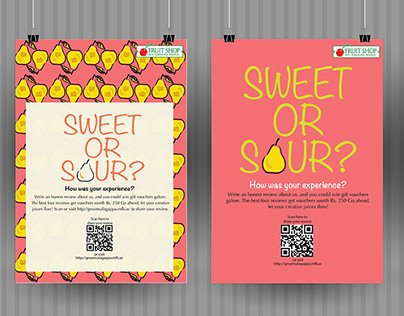 Fruit Shop - Brochure