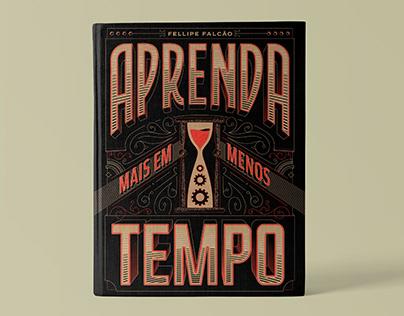Design Cover Book - Aprenda mais em menos Tempo