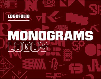Monograms. Logo Collection