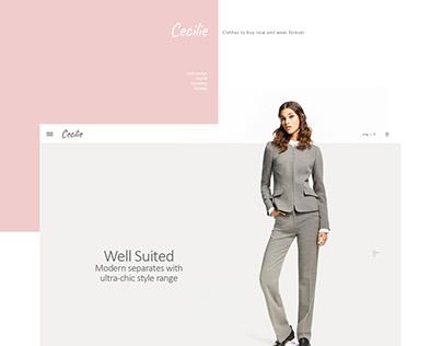 Cecilie Fashion