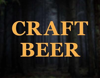 Craft Beer Website