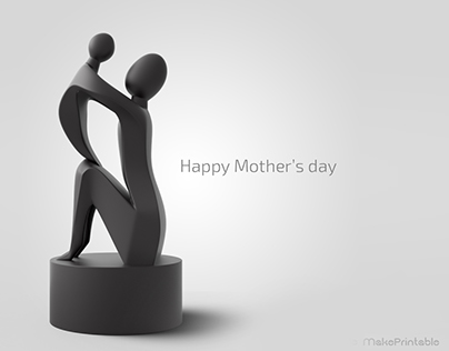 Mother's Day - 3D Print
